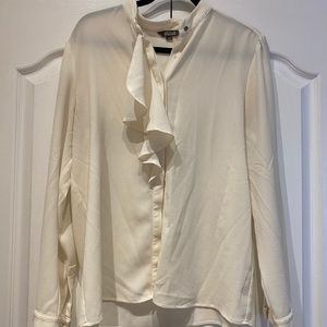 Kenneth Cole Reaction Blouse in Size L